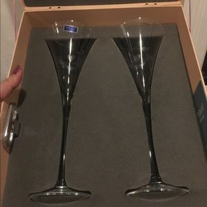 Marquis by Waterford Other - Marquis by Waterford Yours Truly Flute Pair